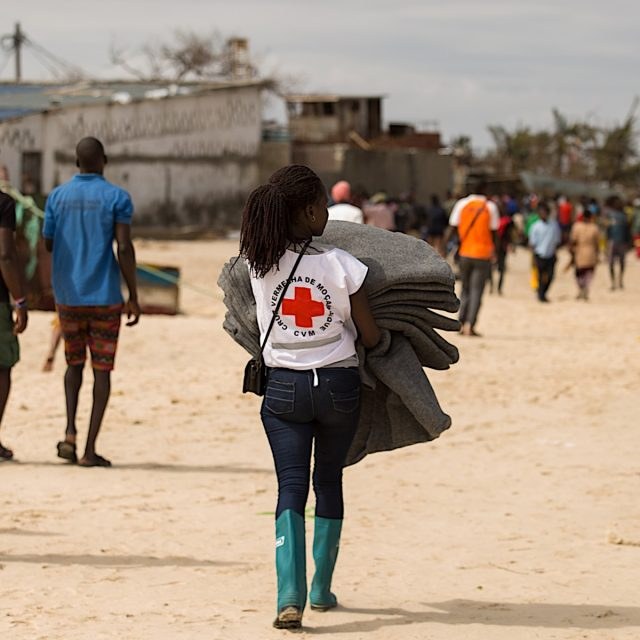 A health crisis is emerging in the wake of Cyclone Idai
