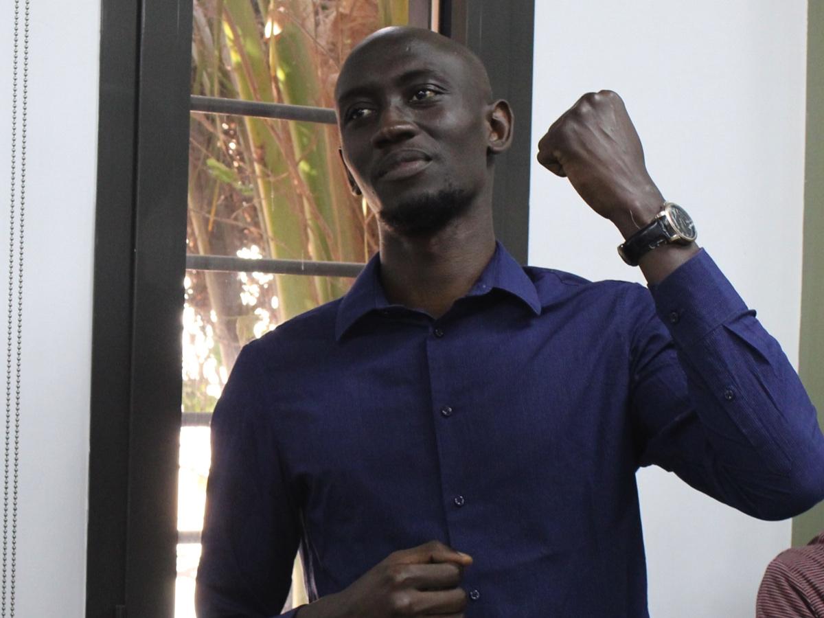 ONE Senegal Champion, Mohamed Fadel Diop