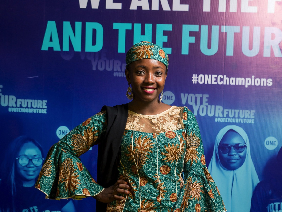 ONE Nigeria Champion, Maryam Ahmad