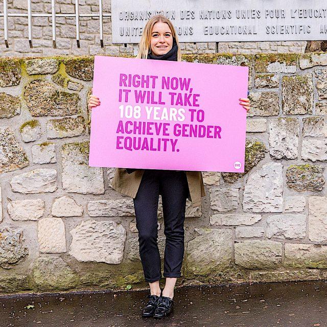 Ces lois sexistes n'ont pas leur place dans notre monde