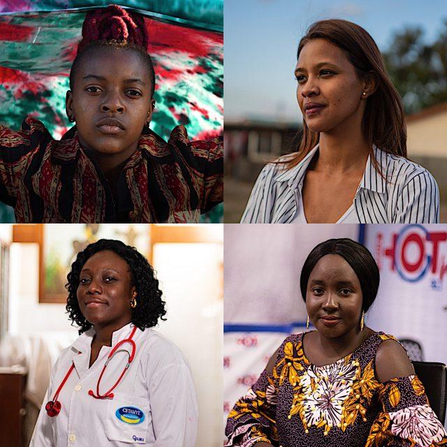 4 powerful women closing the gender gap