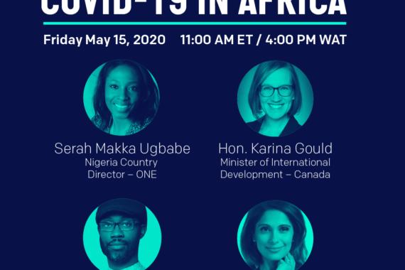 Comment le Canada peut soutenir la lutte à la COVID-19 en Afrique et à l'échelle mondiale