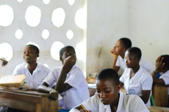 How COVID-19 is threatening girls' education