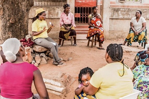 3 women-led grassroots initiatives providing for women during COVID-19
