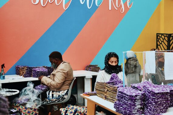 How Sparrow Society in Cape Town empowers women through work