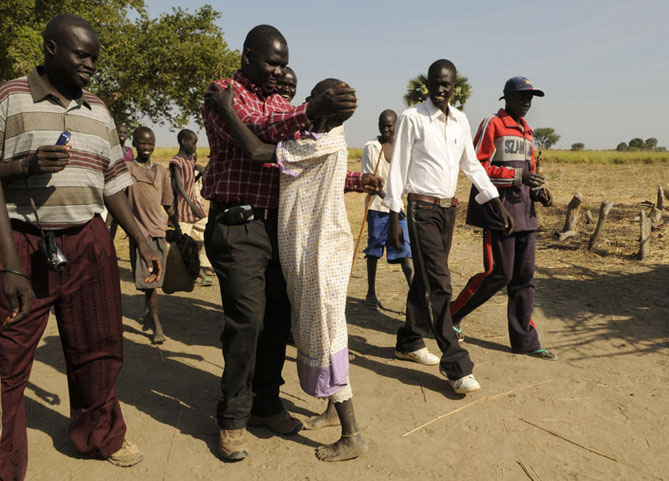 South Sudan: The story of one Lost Boy who eventually made it home