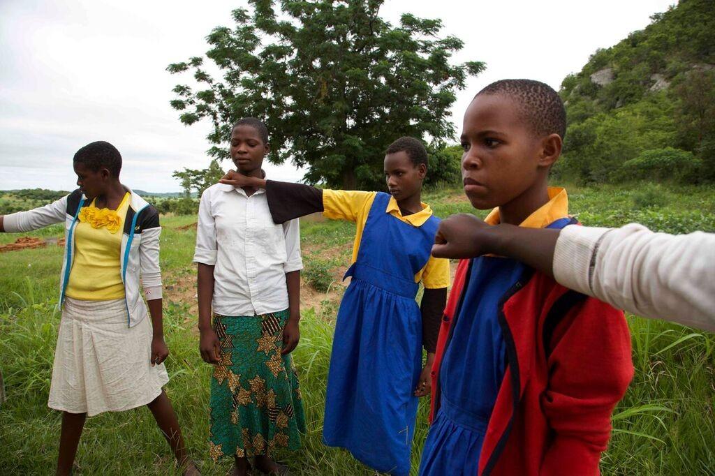 Theresa's strijd tegen kindhuwelijken in Malawi