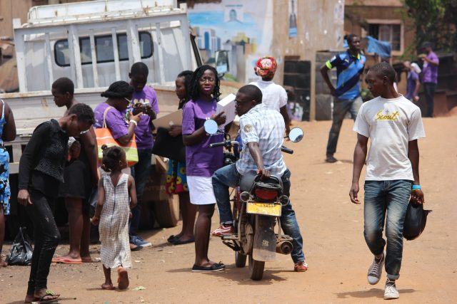 'HIV+ een zegen of een ramp'