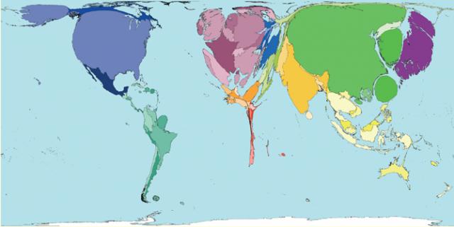 8 kaarten die je blik op Afrika veranderen