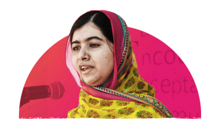10 inspirerende quotes van Malala