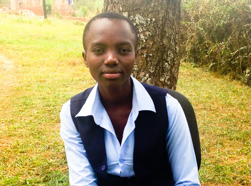 Tien jaar geleden kon Grace de taal niet spreken. Nu is ze een van de beste in haar klas!