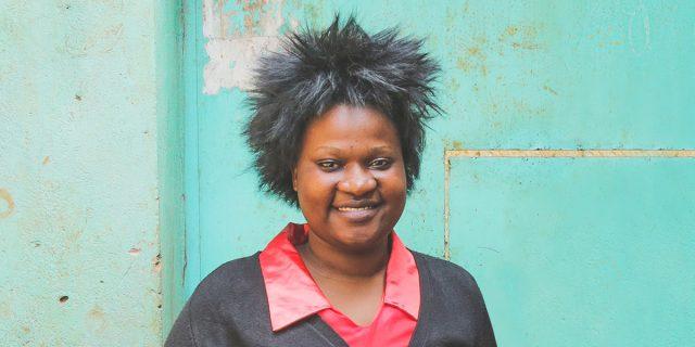 """Het verhaal van Consolata: """"Ik ben ambitieus, ik ben gedreven, ik ben hiv-positief"""""""