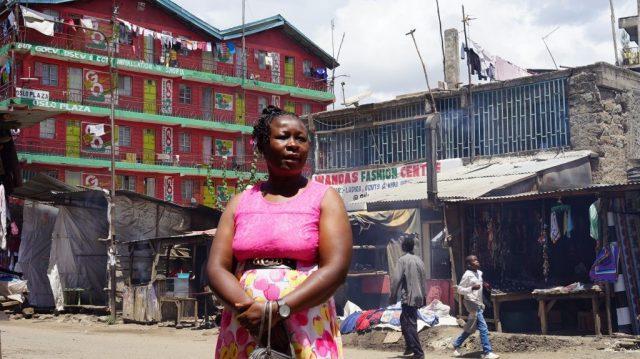 Weg met het stigma en de schaamte: Hoe Lydiah levens verandert in Kenia