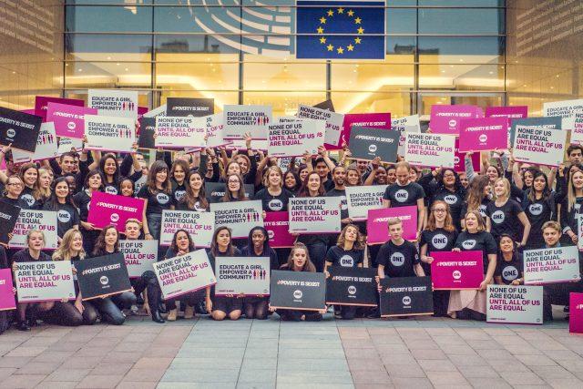 Een krachtige boodschap van 200 jonge activisten aan Europese leiders
