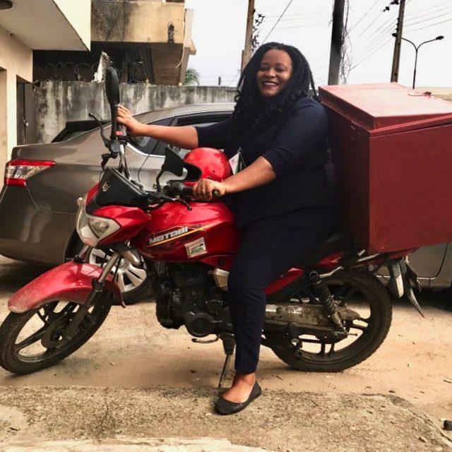 Hoe deze Nigeriaanse onderneemster levens redt