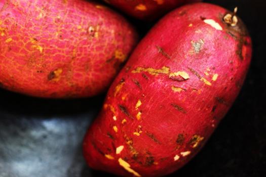 Sweet potato kale hash and #ONEMoms