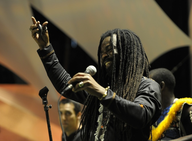 Music star Rocky Dawuni on tapping into the full potential of girls & women
