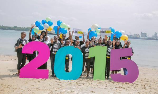 PHOTOS: #Action2015 kicks-off around the world