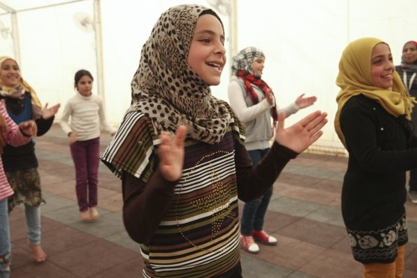 Why we must invest in girls and women in humanitarian crises