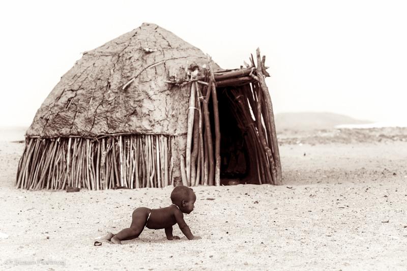 Photo Series: Portrait of the Himba