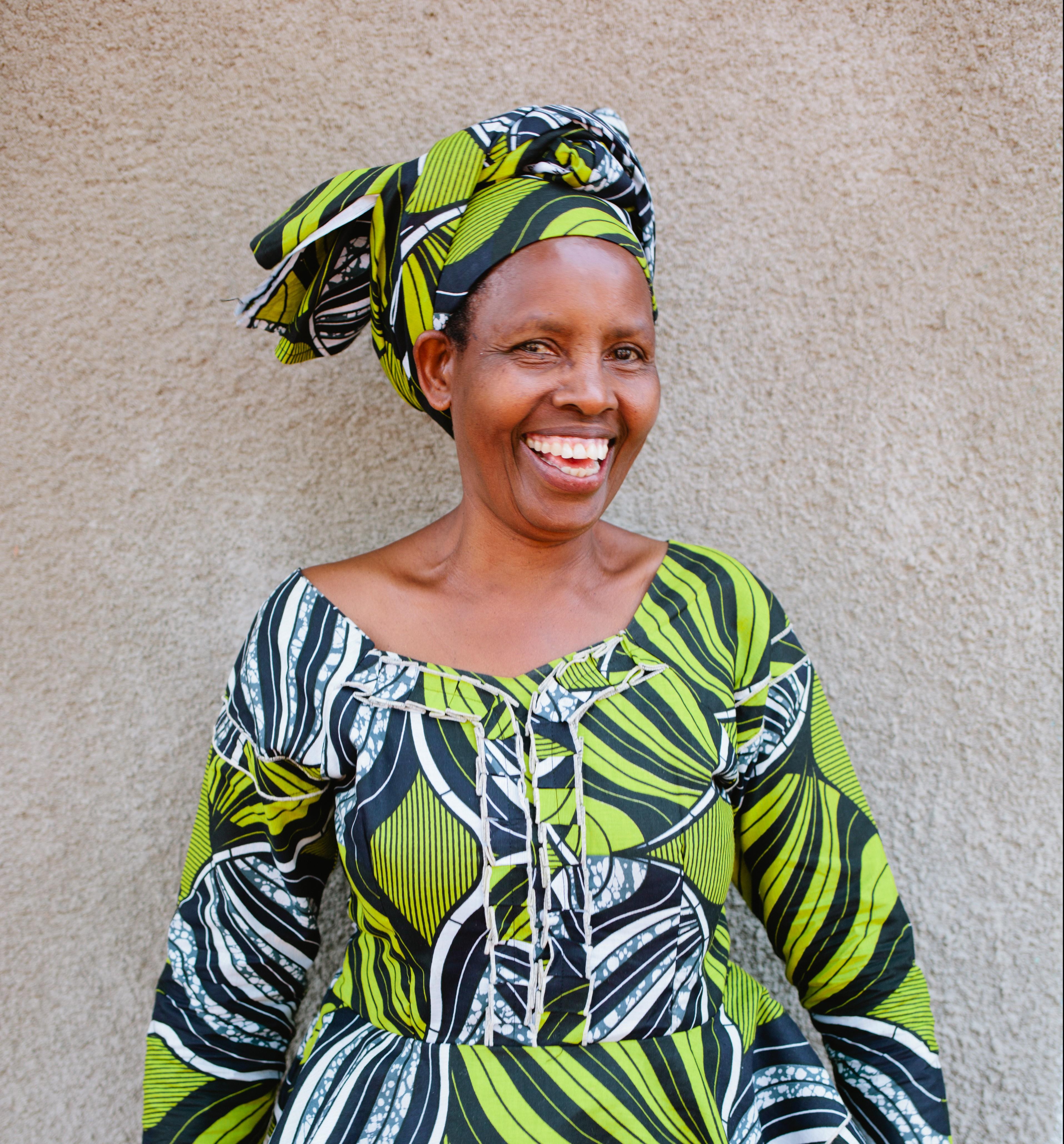 Photo Essay: Radiant Women of Rwanda