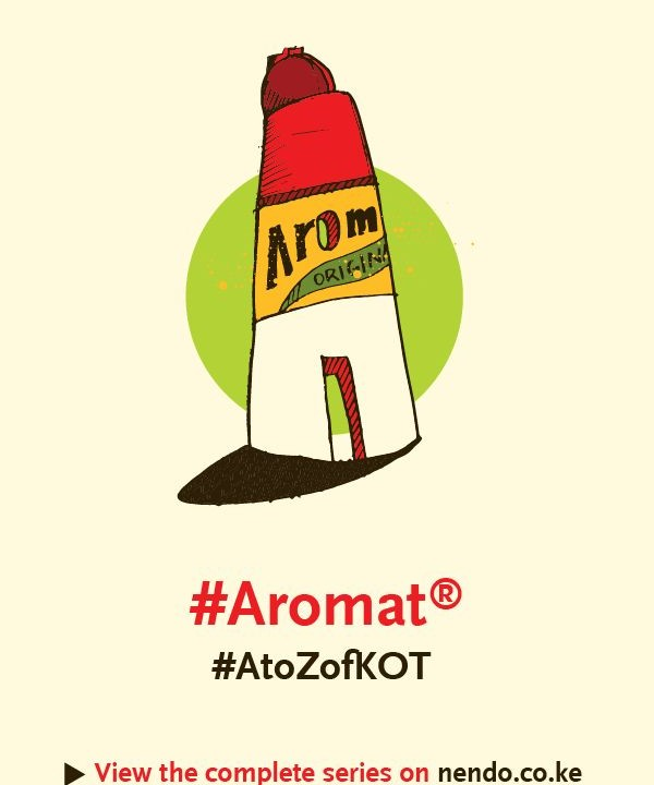 A is for Aromat®