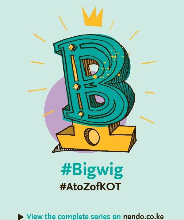 B is for #Bigwig