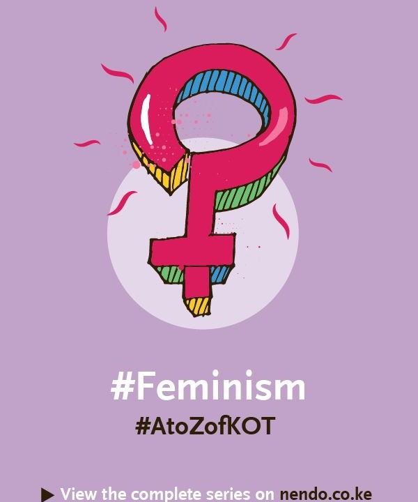 F is for #Feminism