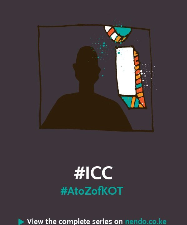 I is for #ICC