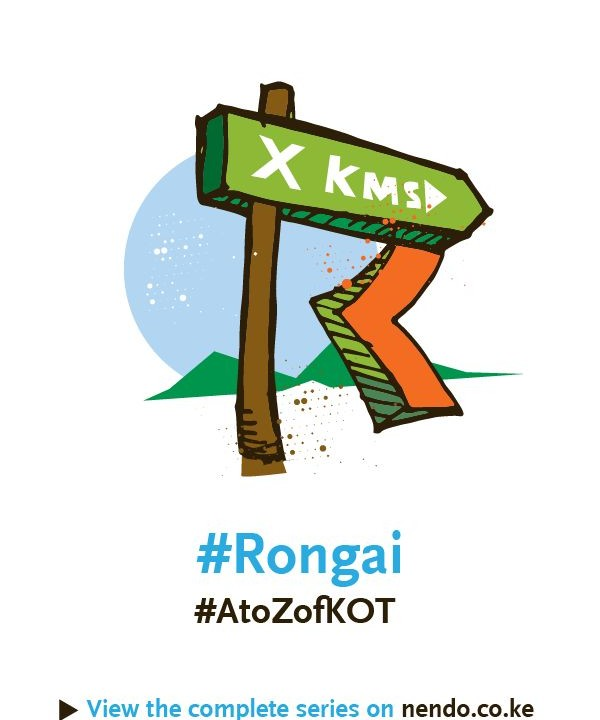 R is for #Rongai