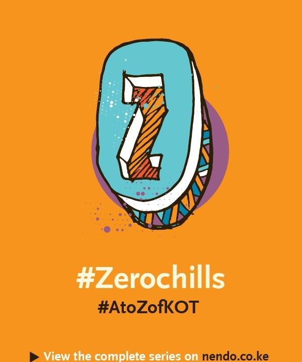 Z is for #ZeroChills