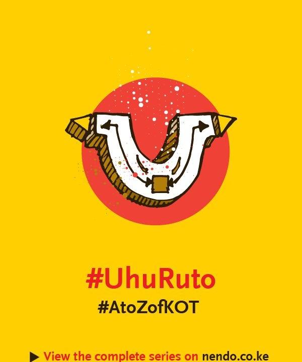 U is for #UhuRuto
