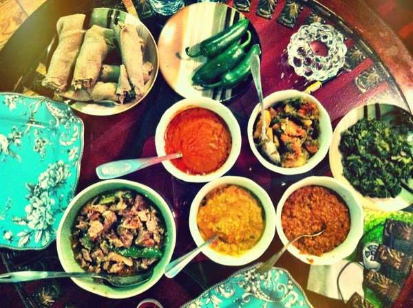 Killing me softly with Zanzibar curry