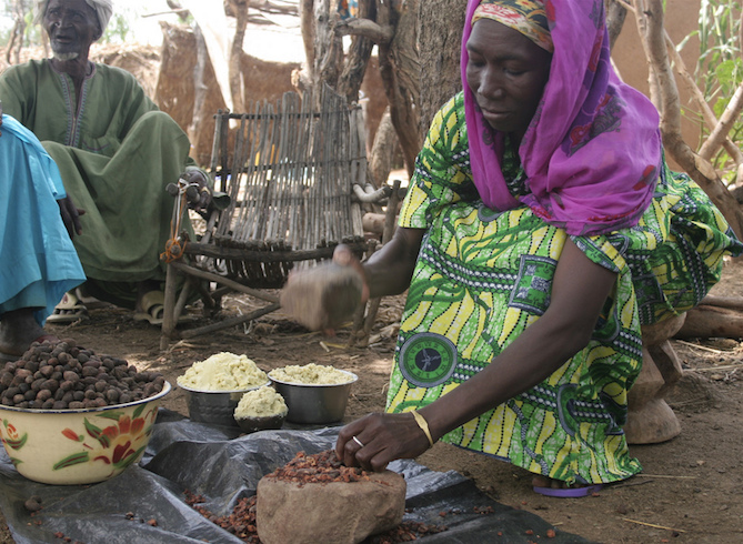 How your favorite lotion ingredient impacts West African women