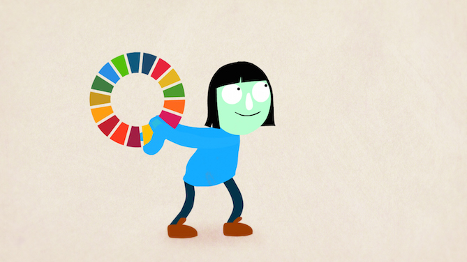 Teach about the Global Goals with the World's Largest Lesson
