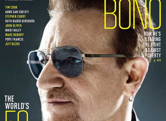Why we love 'Fortune' magazine's profile on ONE cofounder Bono