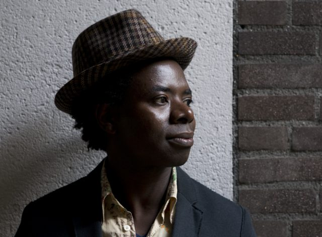 Interview: Liberian novelist Vamba Sherif talks about influences, his love of film, and what's on the horizon