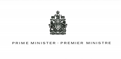 We just got a letter from Prime Minister Trudeau!