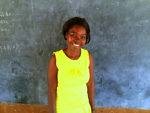 Margaret's story: Why investing in a girl means investing in a community