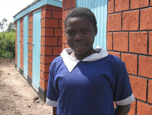 What a toilet means to 16-year-old Mbete