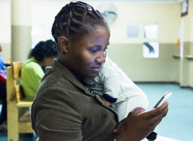This mobile program is helping moms and babies in South Africa