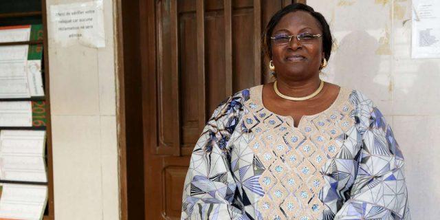 How Madame Awahou Codjo partnered with MCC to help her fish business thrive