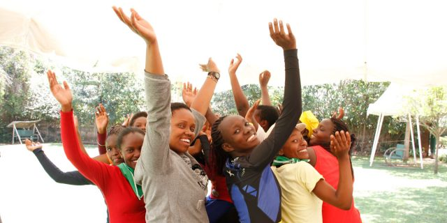 This awesome teen established a library in her community in Kenya