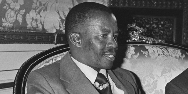 ONE remembers the outstanding work of Sir Ketumile Masire