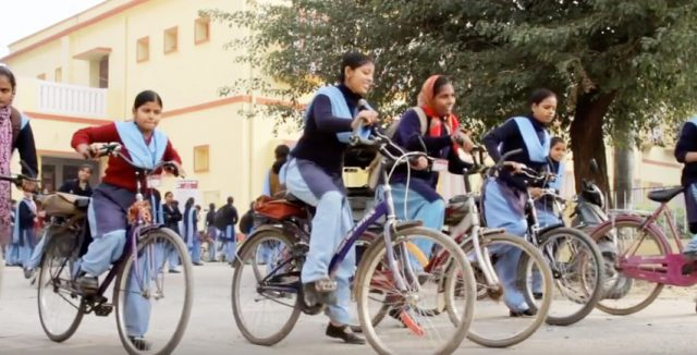 One way to increase girls' enrollment in school: Reduce travel time