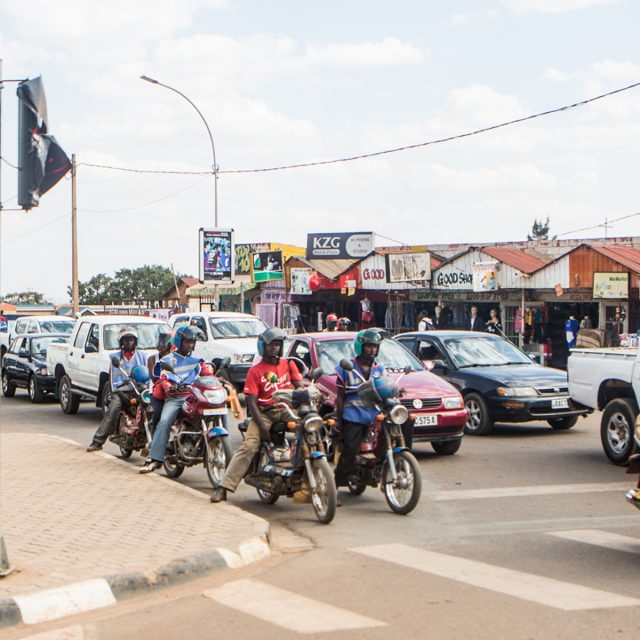 Can WhatsApp and motorbikes protect Africa's food security?