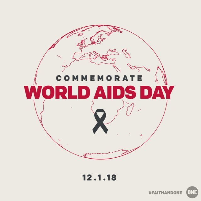 Here's what you and your congregation can do for World AIDS Day
