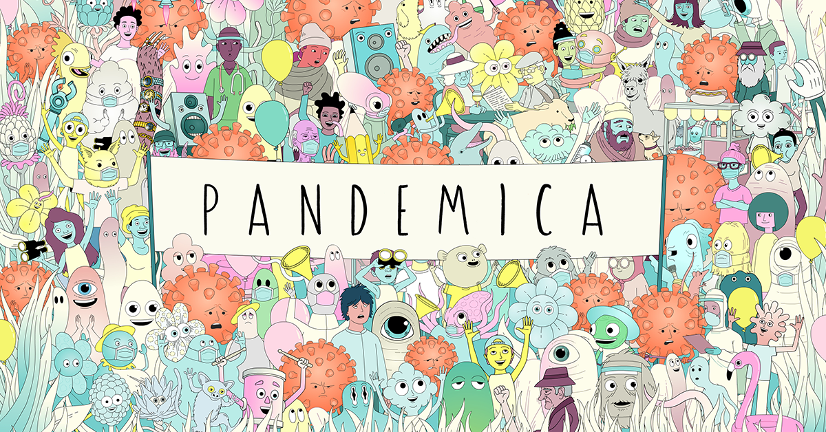 Download now! Check out our 'Pandemica' backgrounds
